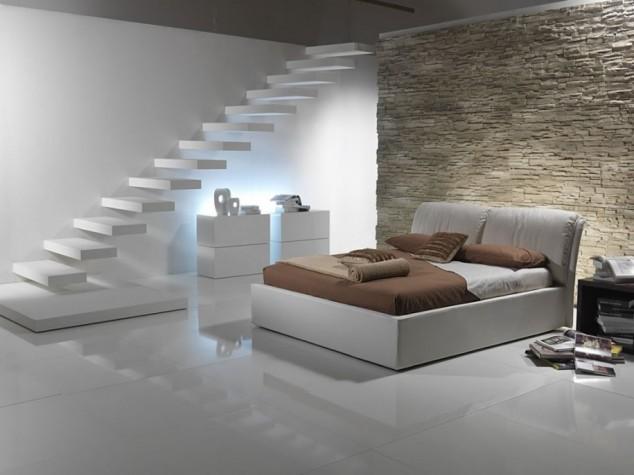 Wedo thiết kế cầu thang hiện đại cho nhà sang trọng và thanh lịch hơn