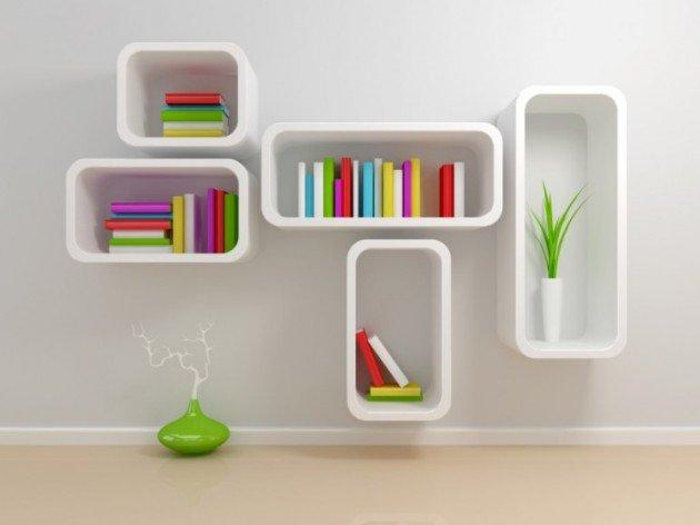 Wedo thiết kế kệ sách sáng tạo và thú vị cho phòng trẻ em 8