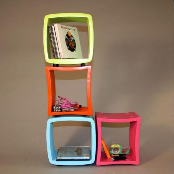 Wedo thiết kế kệ sách sáng tạo và thú vị cho phòng trẻ em 4