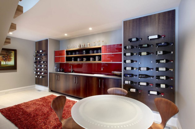 Wedo thiết kế kệ rượu vang cho nhà đẹp và đẳng cấp 20