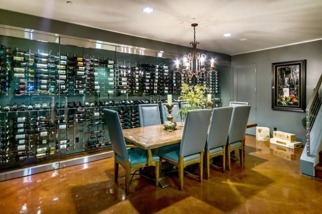 Wedo thiết kế kệ rượu vang cho nhà đẹp và đẳng cấp 3