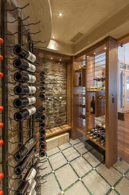 Wedo thiết kế kệ rượu vang cho nhà đẹp và đẳng cấp 12