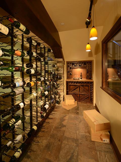 Wedo thiết kế kệ rượu vang cho nhà đẹp và đẳng cấp 8