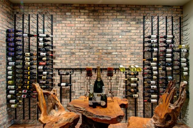 Wedo thiết kế kệ rượu vang cho nhà đẹp và đẳng cấp 16