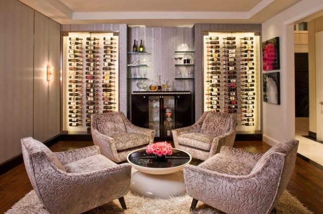 Wedo thiết kế kệ rượu vang cho nhà đẹp và đẳng cấp 18