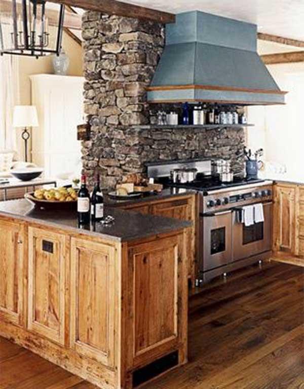 Wedo thiết kế nội thất nhà bếp đẹp với đá tự nhiên 21