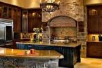 Wedo thiết kế nội thất nhà bếp đẹp với đá tự nhiên 7