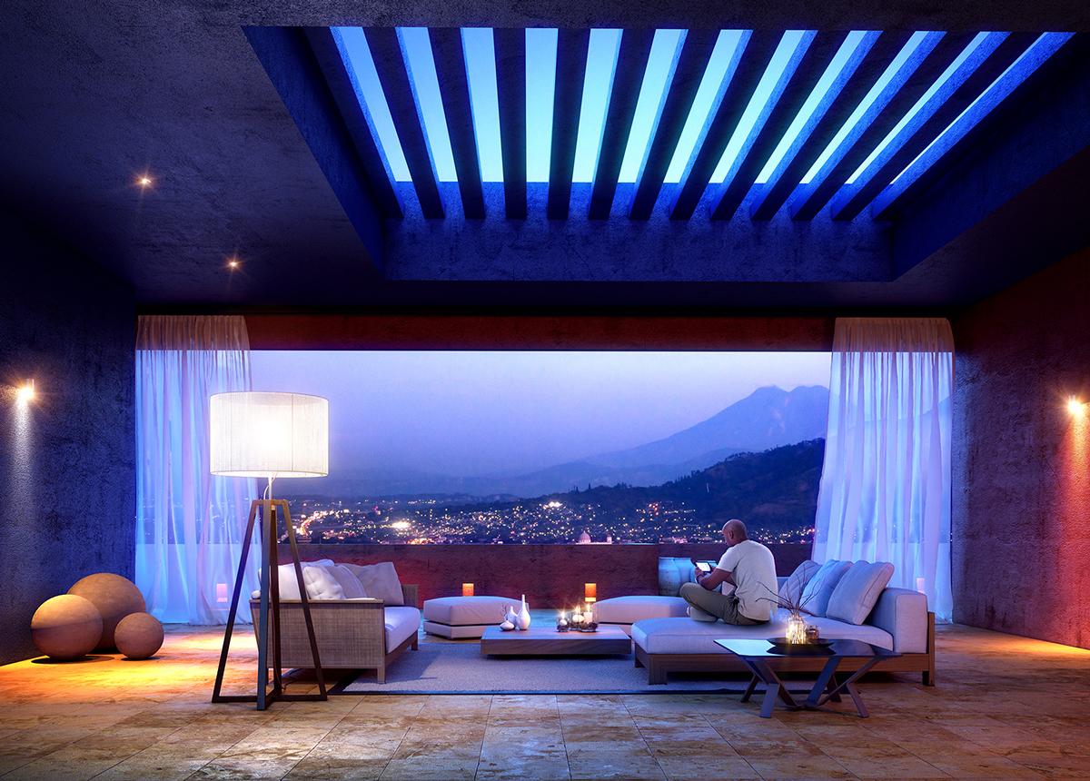 Wedo thiết kế nội thất phòng khách hiện đại,thoáng mát 13