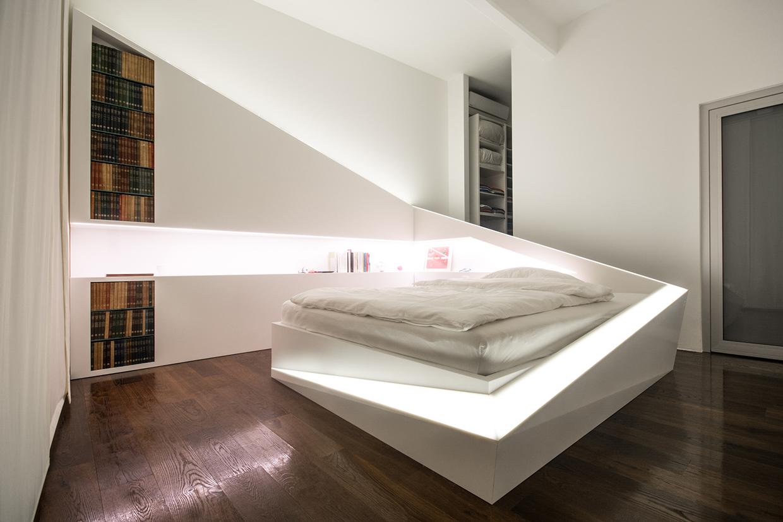 Wedo thiết kế nội thất phòng ngủ sáng tạo
