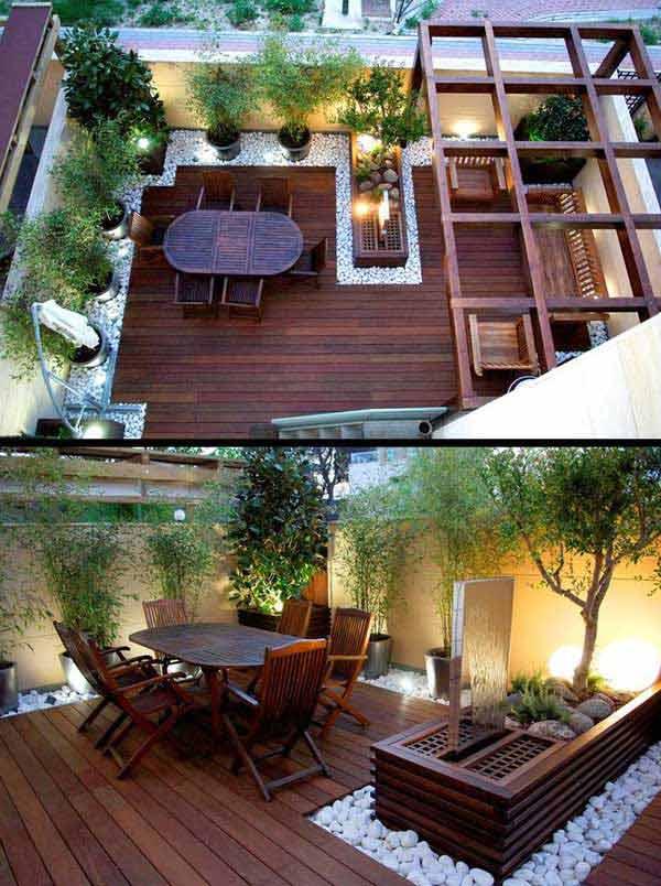Wedo tư vấn thiết kế ban công, sân vườn mát mẻ ngày hè 1