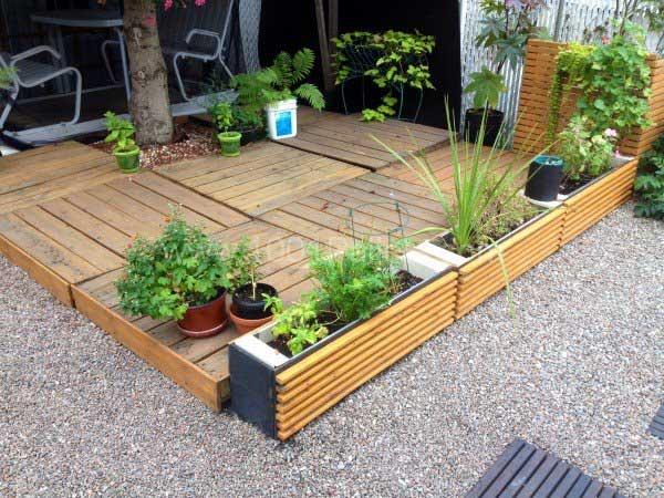 Wedo tư vấn thiết kế ban công, sân vườn mát mẻ ngày hè 20