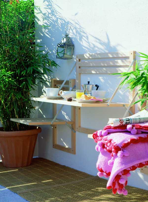 Wedo tư vấn thiết kế ban công, sân vườn mát mẻ ngày hè 5