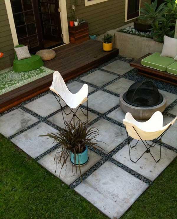 Wedo tư vấn thiết kế ban công, sân vườn mát mẻ ngày hè 25