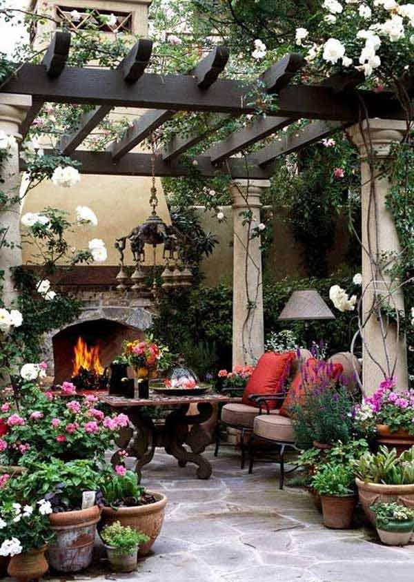 Wedo tư vấn thiết kế ban công, sân vườn mát mẻ ngày hè 6