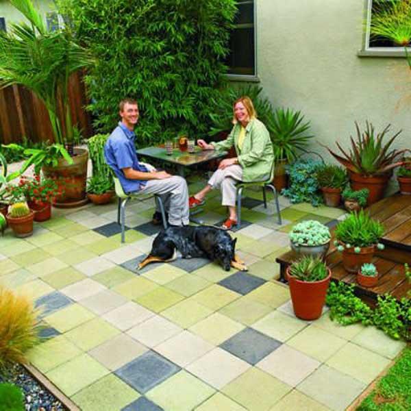 Wedo tư vấn thiết kế ban công, sân vườn mát mẻ ngày hè 8