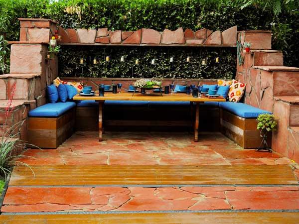 Wedo tư vấn thiết kế ban công, sân vườn mát mẻ ngày hè 10