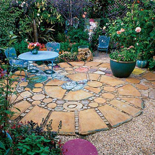Wedo tư vấn thiết kế ban công, sân vườn mát mẻ ngày hè 13