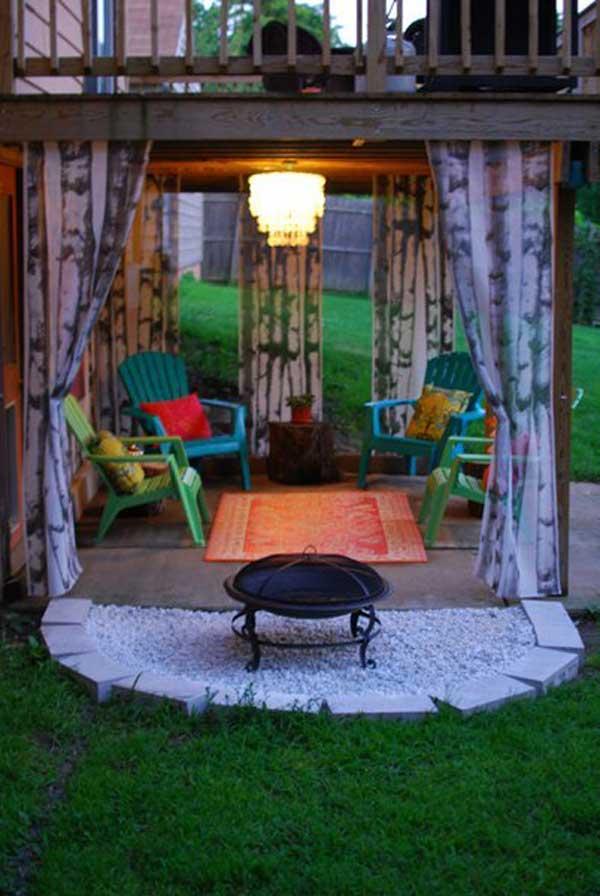 Wedo tư vấn thiết kế ban công, sân vườn mát mẻ ngày hè 26