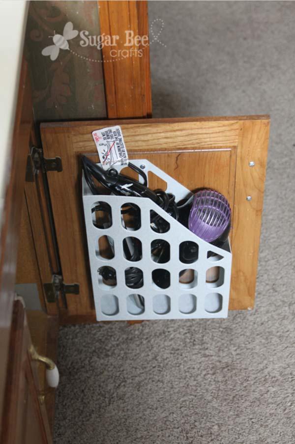 Tăng lưu trữ cho phòng tắm nhỏ với ý tưởng của wedo 31