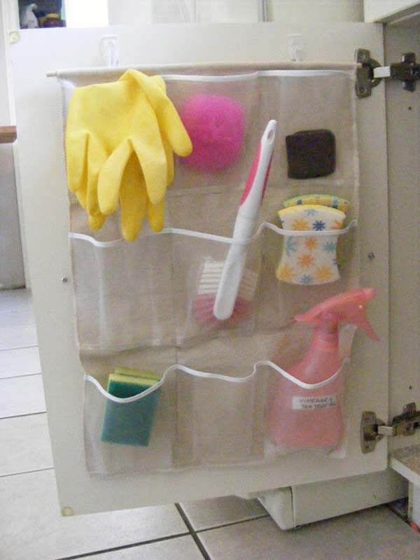 Tăng lưu trữ cho phòng tắm nhỏ với ý tưởng của wedo 21