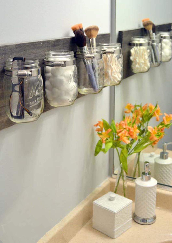 Tăng lưu trữ cho phòng tắm nhỏ với ý tưởng của wedo 29
