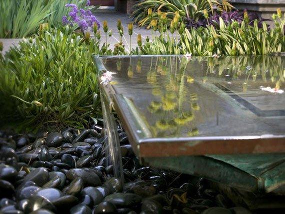 Wedo tư vấn thiết kế tiểu cảnh sân vườn nước đẹp và hợp phong thủy 3