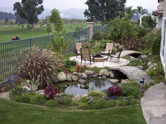 Wedo tư vấn thiết kế tiểu cảnh sân vườn nước đẹp và hợp phong thủy 5
