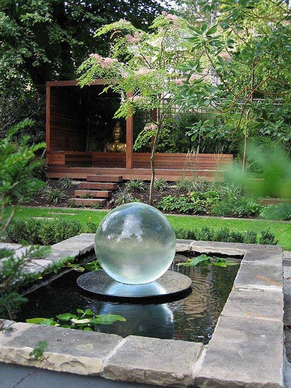 Wedo tư vấn thiết kế tiểu cảnh sân vườn nước đẹp và hợp phong thủy 20