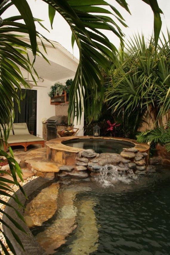 Wedo tư vấn thiết kế tiểu cảnh sân vườn nước đẹp và hợp phong thủy 22
