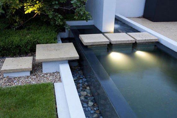 Wedo tư vấn thiết kế tiểu cảnh sân vườn nước đẹp và hợp phong thủy 24