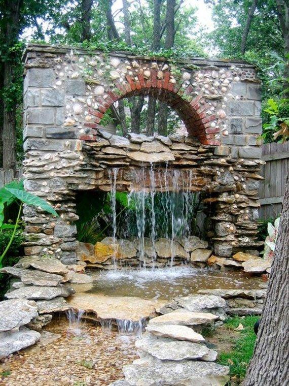 Wedo tư vấn thiết kế tiểu cảnh sân vườn nước đẹp và hợp phong thủy 27