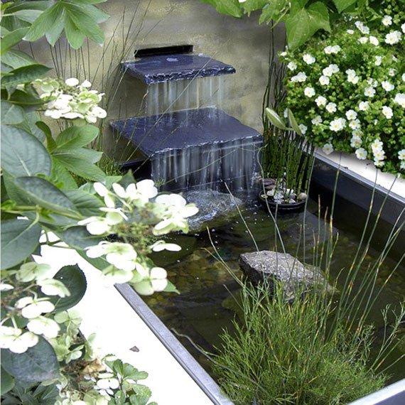 Wedo tư vấn thiết kế tiểu cảnh sân vườn nước đẹp và hợp phong thủy 14