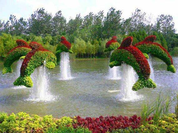 Wedo tư vấn thiết kế tiểu cảnh sân vườn nước đẹp và hợp phong thủy 29