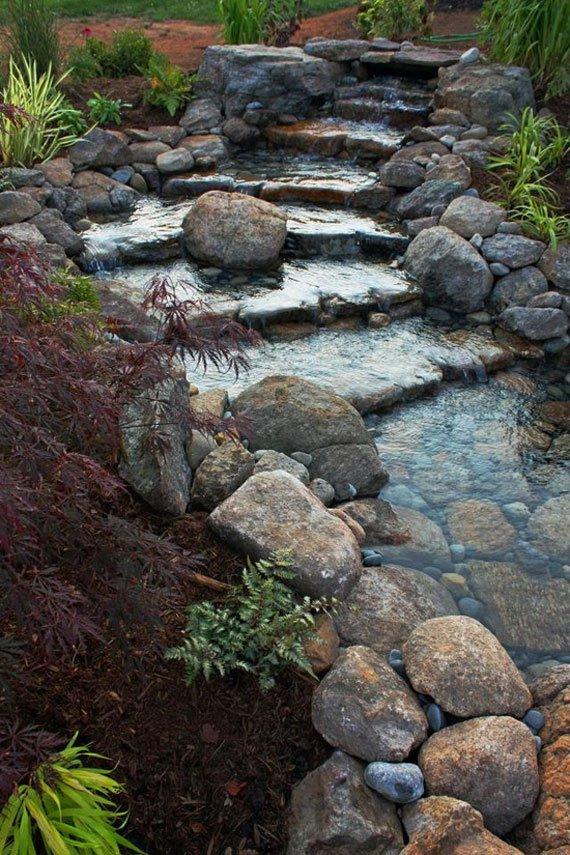 Wedo tư vấn thiết kế tiểu cảnh sân vườn nước đẹp và hợp phong thủy 15