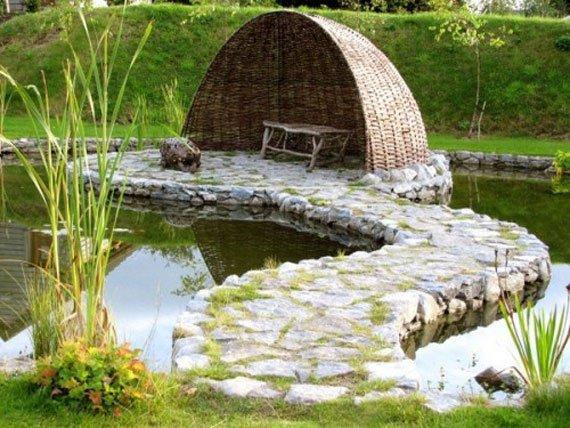 Wedo tư vấn thiết kế tiểu cảnh sân vườn nước đẹp và hợp phong thủy 30