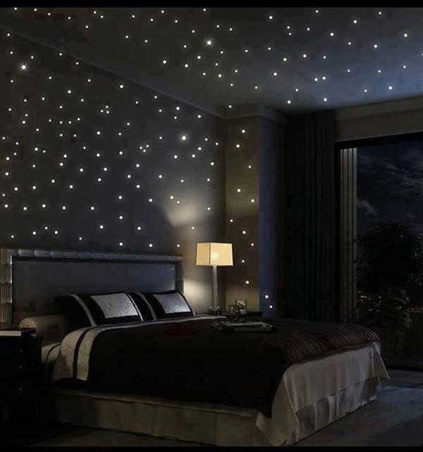 Wedo tư vấn bố trí ánh sáng đẹp và quyến rũ cho phòng ngủ 14