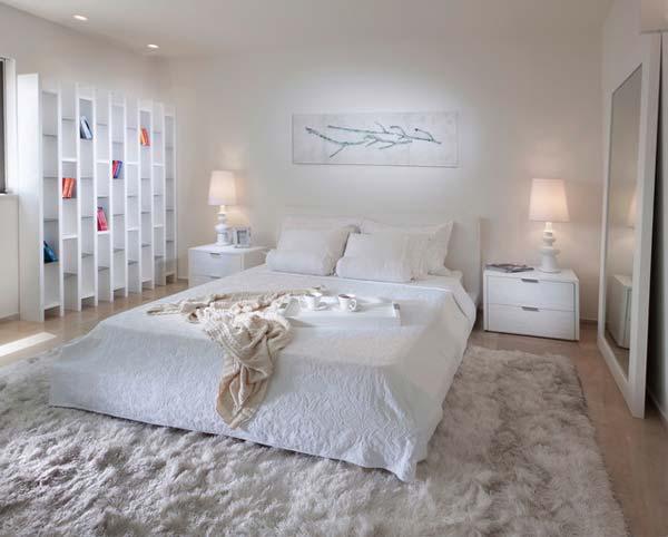 Wedo tư vấn bố trí ánh sáng đẹp và quyến rũ cho phòng ngủ 5