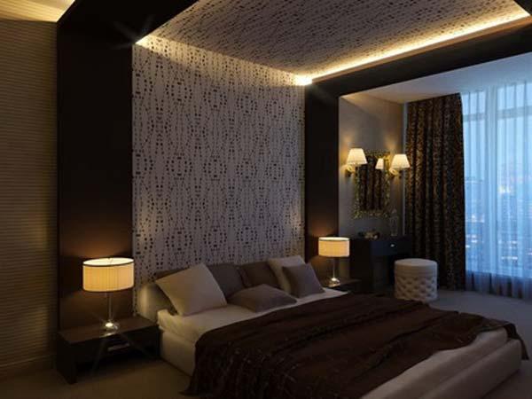 Wedo tư vấn bố trí ánh sáng đẹp và quyến rũ cho phòng ngủ 7