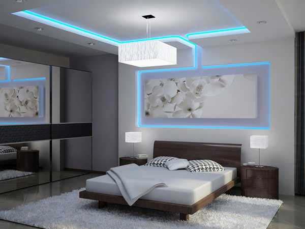 Wedo tư vấn bố trí ánh sáng đẹp và quyến rũ cho phòng ngủ 10
