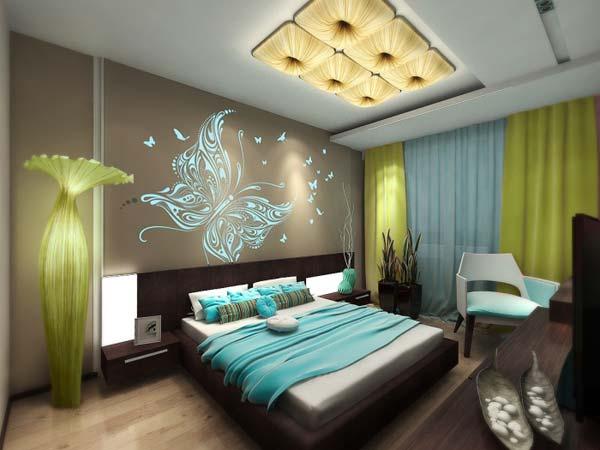 Wedo tư vấn bố trí ánh sáng đẹp và quyến rũ cho phòng ngủ 1