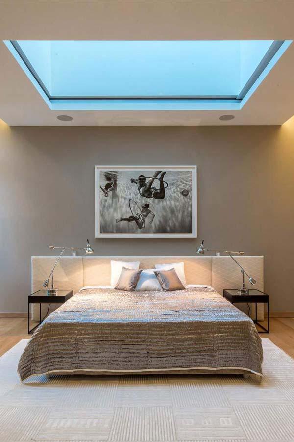 Wedo tư vấn bố trí ánh sáng đẹp và quyến rũ cho phòng ngủ 2