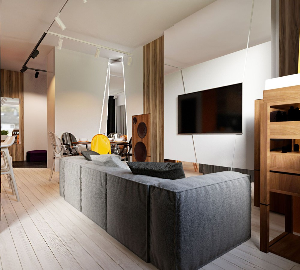 Wedo thiết kế nội thất phòng khách
