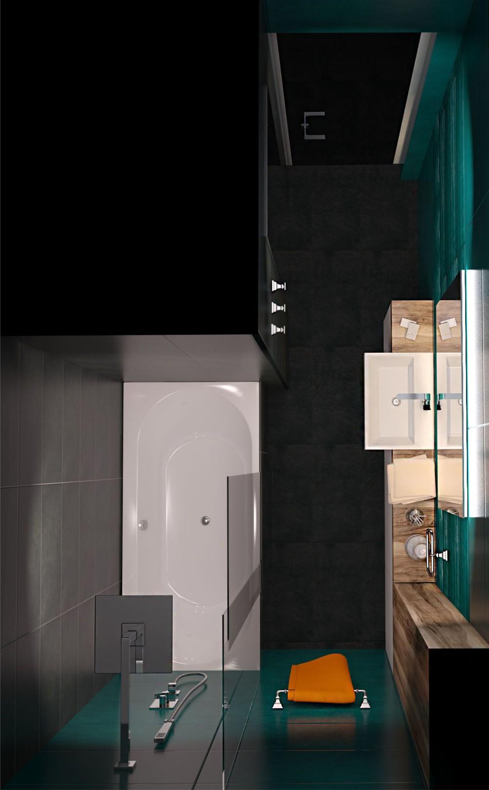 Wedo thiết kế nội thất căn hộ cao cấp đơn giản, sáng tạo cho gia đình trẻ