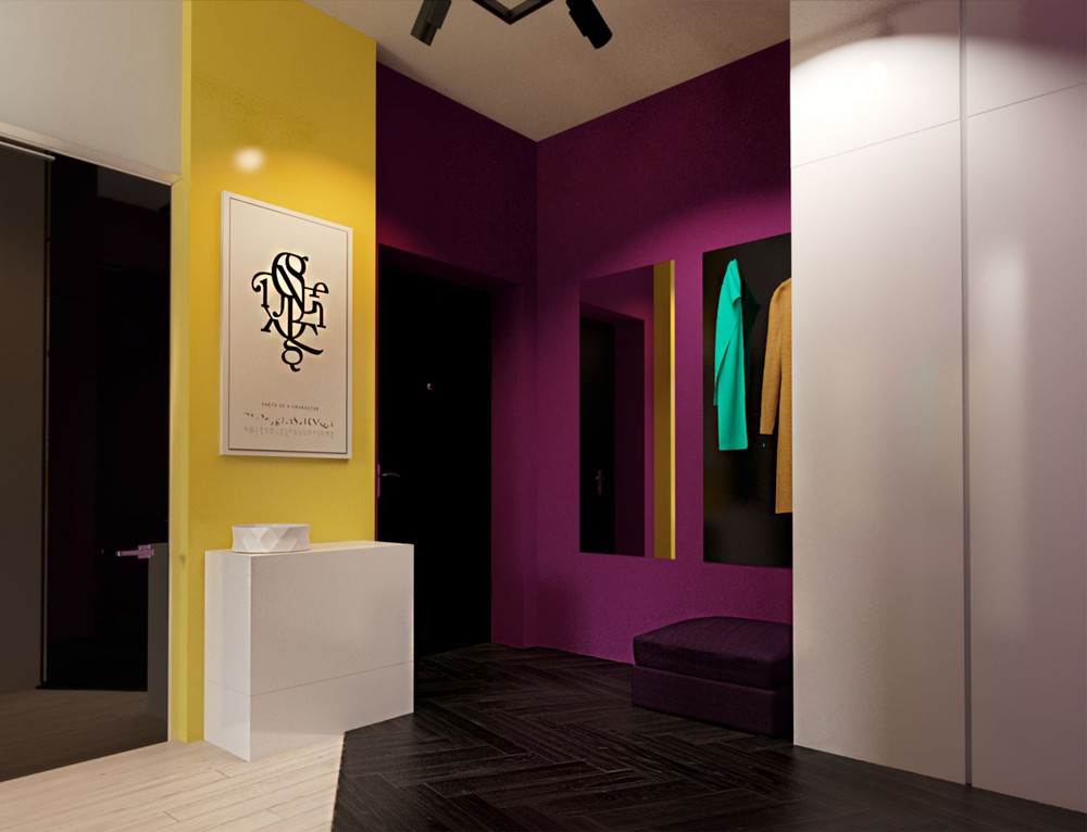 Wedo thiết kế nội thất phòng ngủ căn hộ cao cấp đơn giản, sáng tạo cho gia đình trẻ