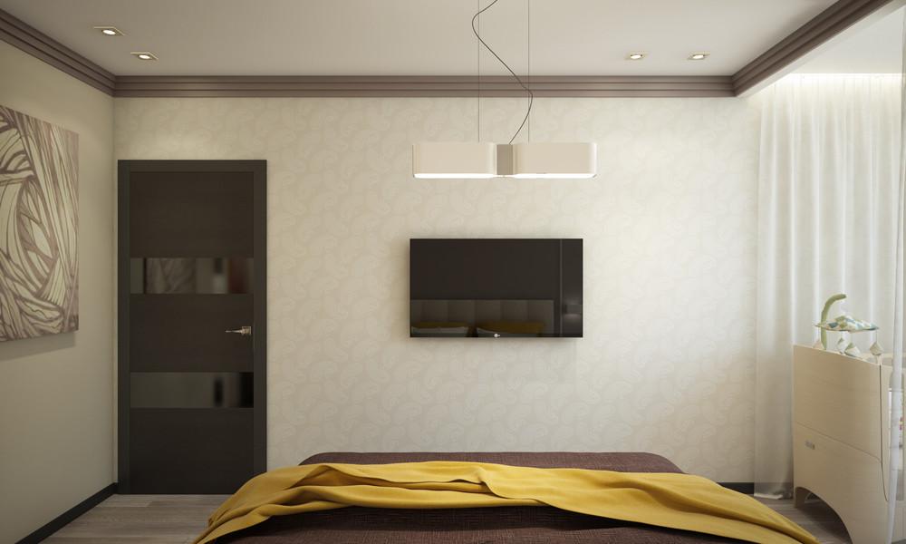 Wedo thiết kế nội thất phòng ngủ đơn giản, sáng tạo cho chung cư nhỏ