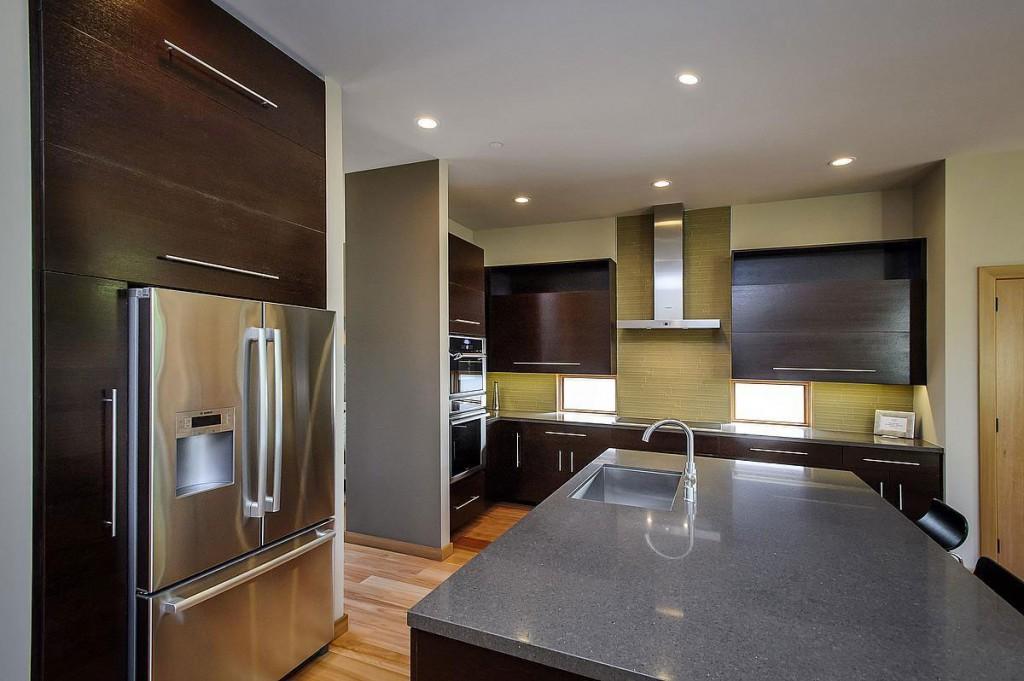 Wedo thiết kế nội thất nhà bếp, phòng ăn mộc mạc, tinh tế và độc đáo cho biệt thự