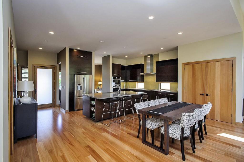 Wedo thiết kế nội thất phòng ăn mộc mạc, tinh tế và độc đáo cho biệt thự