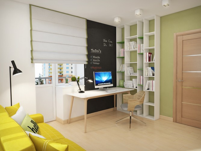 Wedo thiết kế nội thất nhà đẹp theo chủ đề mùa thu