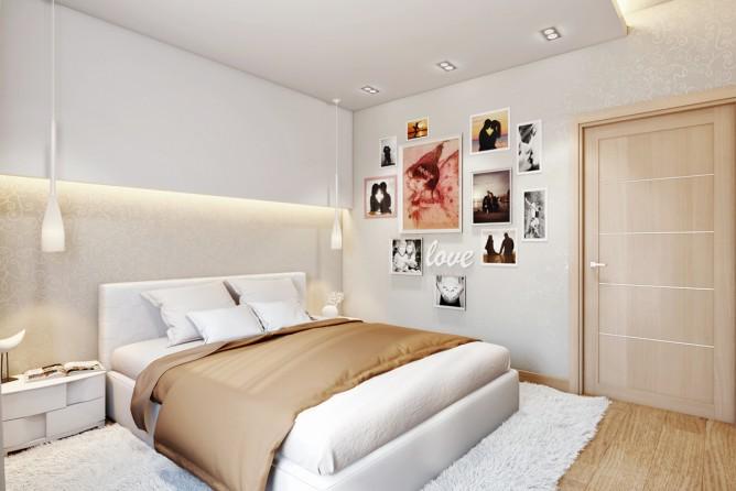 Wedo thiết kế nội thất phòng ngủ theo chủ đề mùa thu