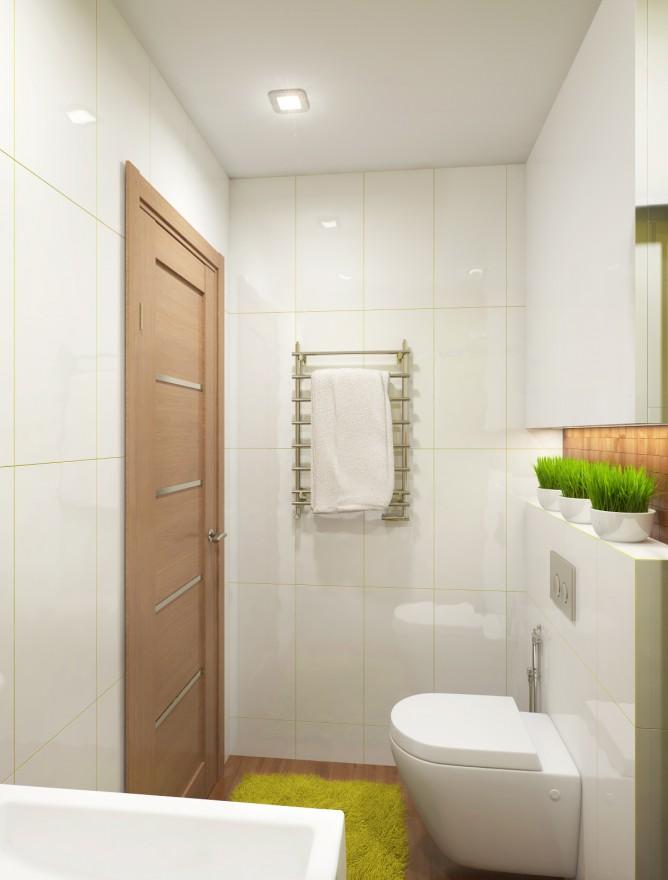 Wedo thiết kế nội thất phòng tắm đẹp theo chủ đề mùa thu